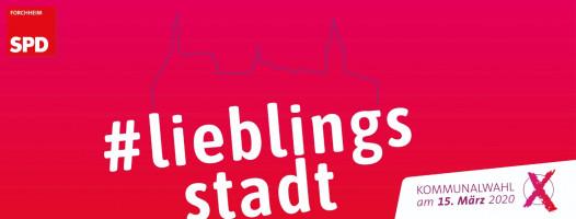 #Lieblingsstadt