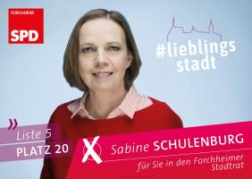 Sabine Schulenburg