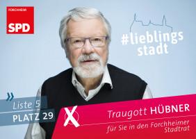 Traugott Hübner