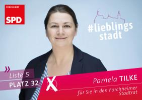Pamela Tilke