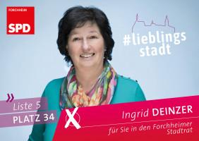 Ingrid Deinzer