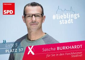 Sascha Burkhardt