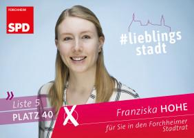 Franziska Hohe