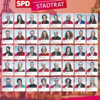 Alle Kandidat*innen der Forchheimer SPD